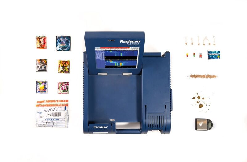 Itemiser® 4DN, Narcotics & Drugs Trace Detection - Rapiscan Systems