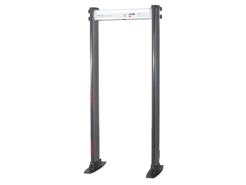 Metor 6WP Large Crowd Metal Detector Rapiscan Systems