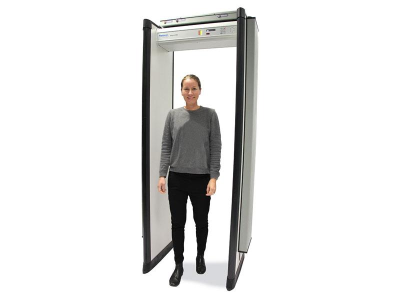 Metor Radiation Detection Metal Detector Rapiscan Systems
