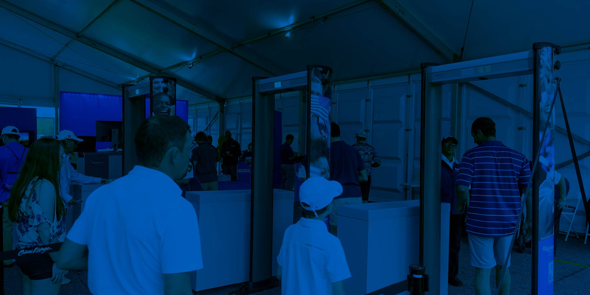 Screening Solutions for Event Security